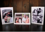 Personalised Photographic Cards - Party Thank You