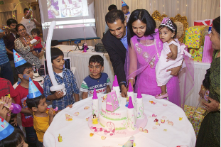 Ankita's 1st Birthday Party  028