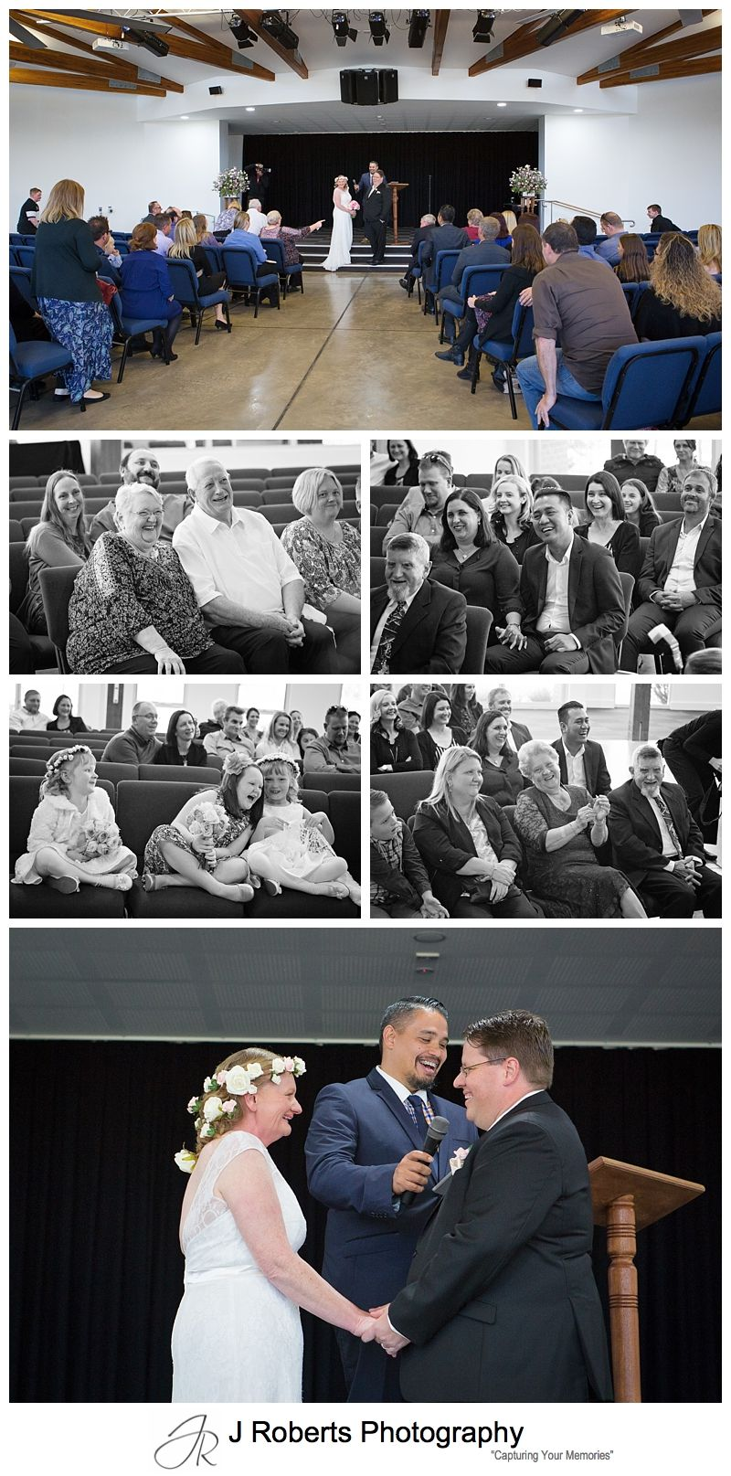 10 Year Wedding Anniversary Vow Renewal Party Photography Sydney Penrith Baptist Church