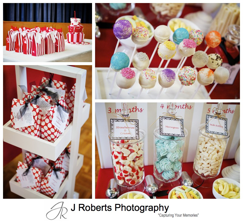 Cakes and Lollies - Party Photography Sydney