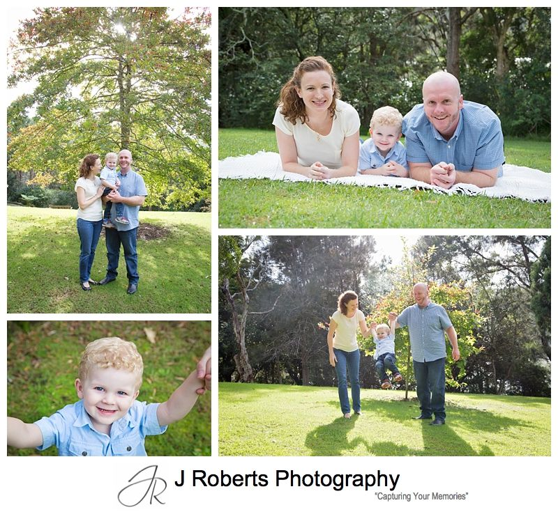 Autumn Family Portrait Mini Sessions North Shore Sydney Echo Point Rosevill