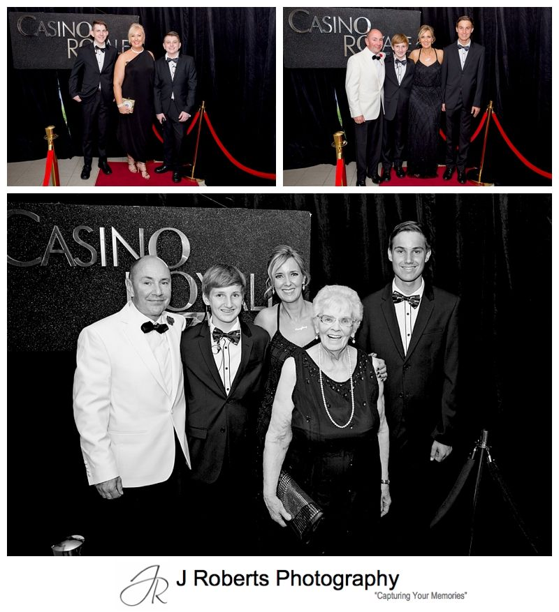 Birthday Party Photography Sydney James Bond Casino Royale Themed 50th Birthday Party in Dural