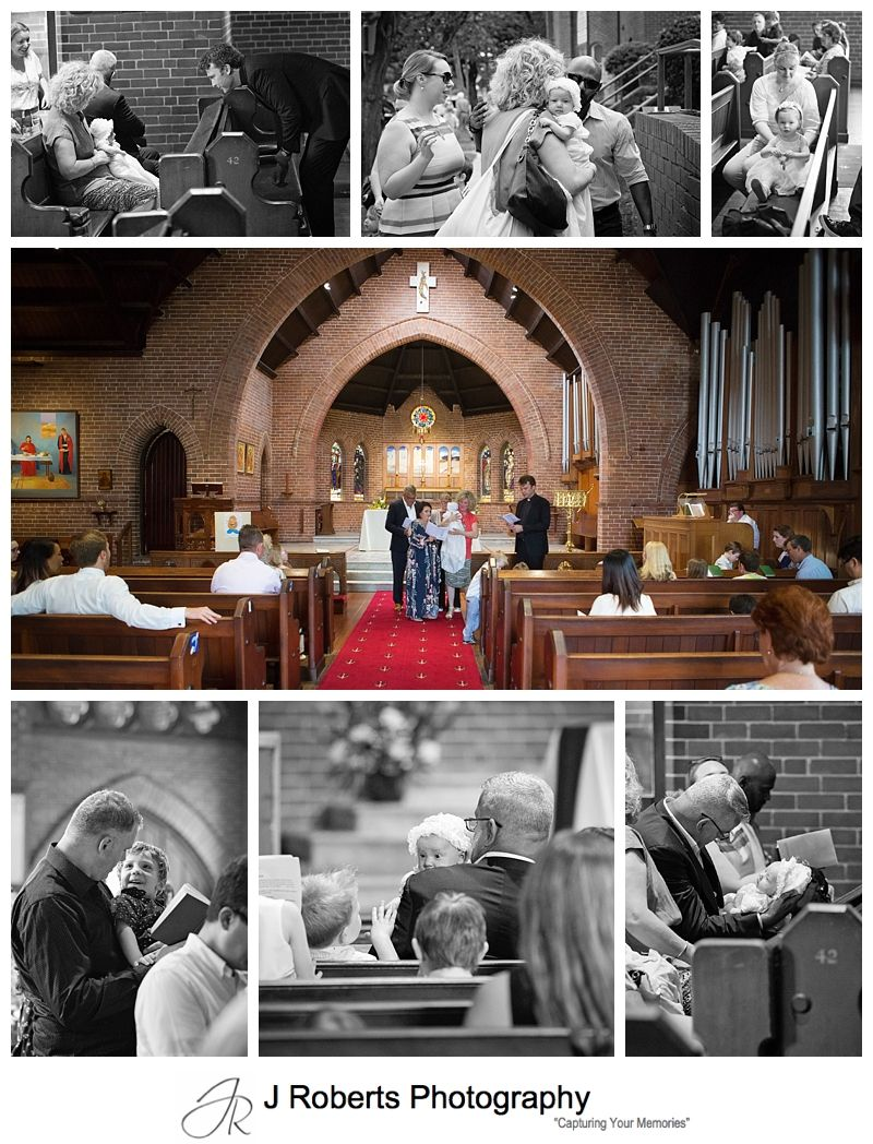 CHristening Photography Sydney St Peters Anglican Cremorne Olivia's Christening Day