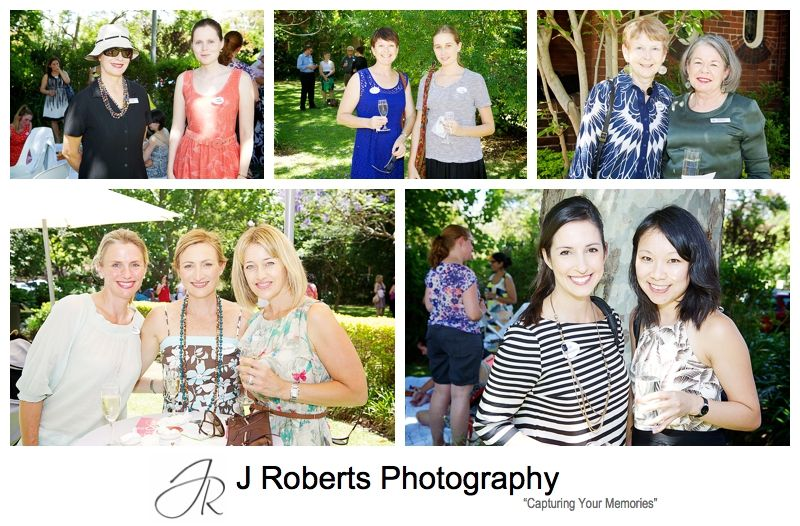 Charity Event Photography Sydney Tresillian Tea Party 2014 Wollstonecraft Sydney