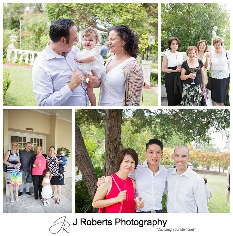 Christening Photography Sydney Annalise's Christening Day KAC and Oatlands House Sydney