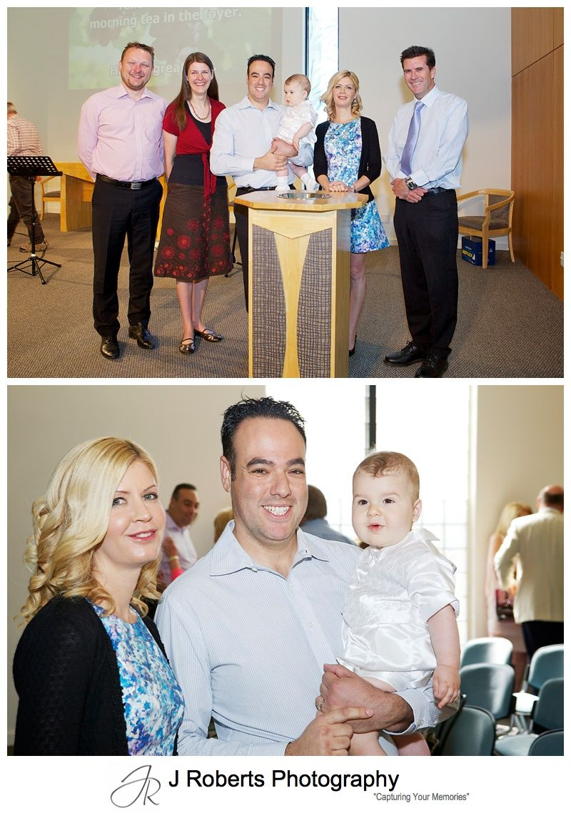 Christening Photography Sydney Kellyville Anglican Church and Curzon Hall Marsfield