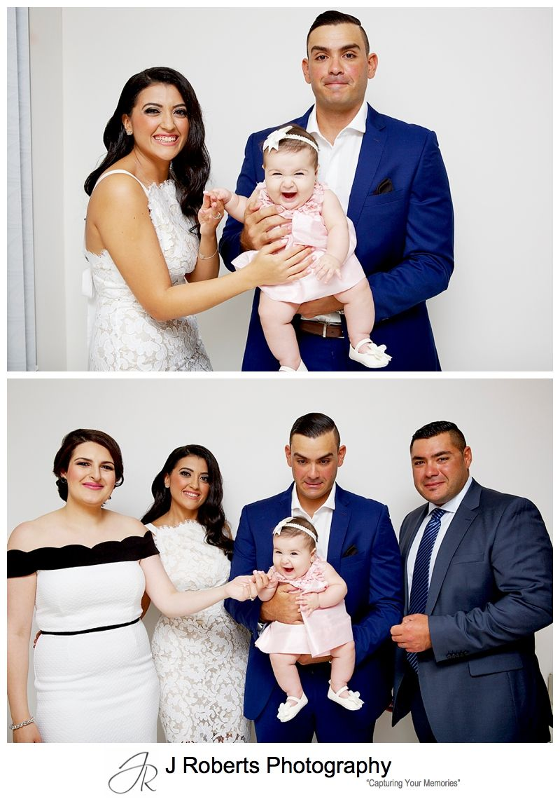 Christening Photography Sydney Our Lady of Lebanon Harris Park