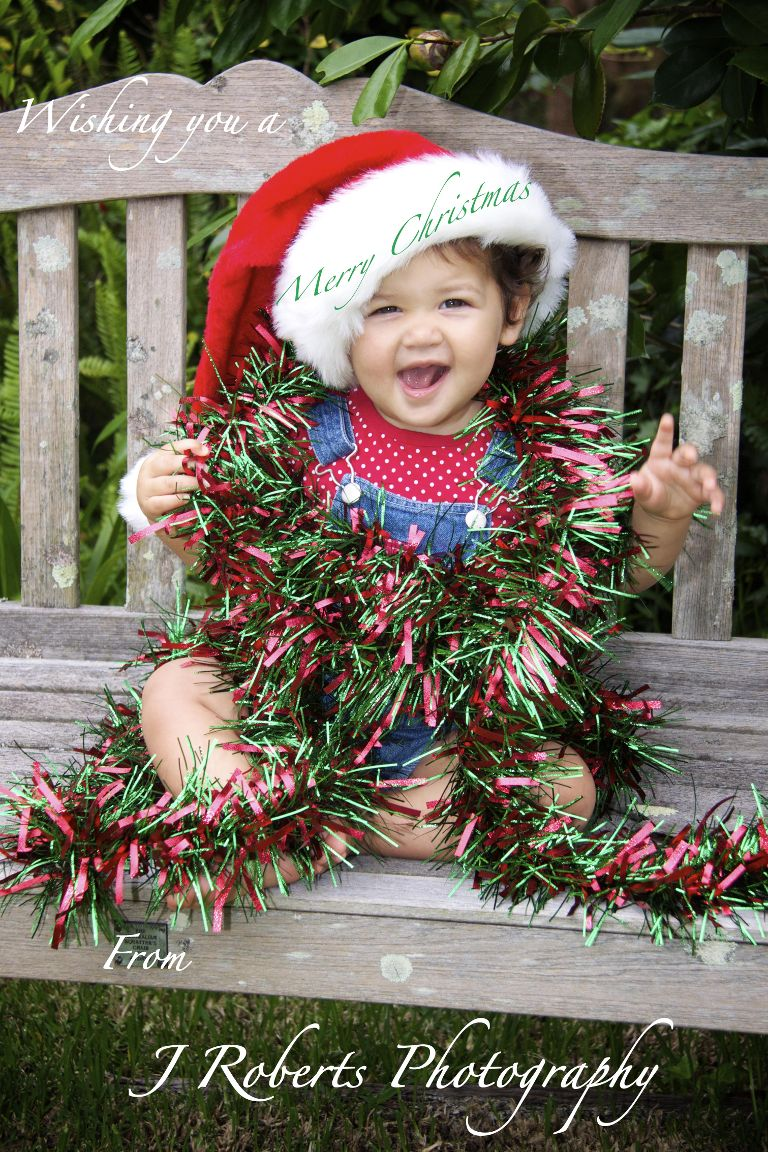 Children at Christmas - professional photography sydney