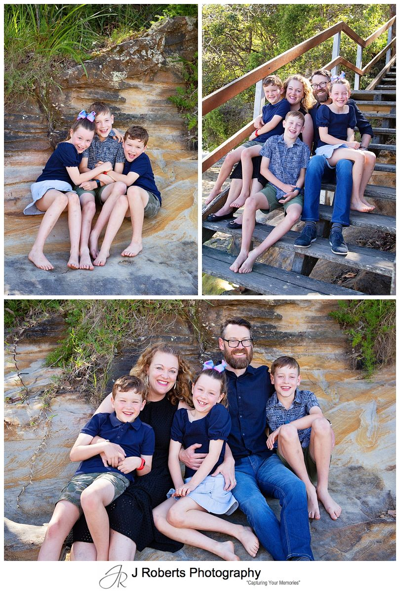 Echo Point Roseville Chase Family Portrait Mini Sessions for Christmas Presents