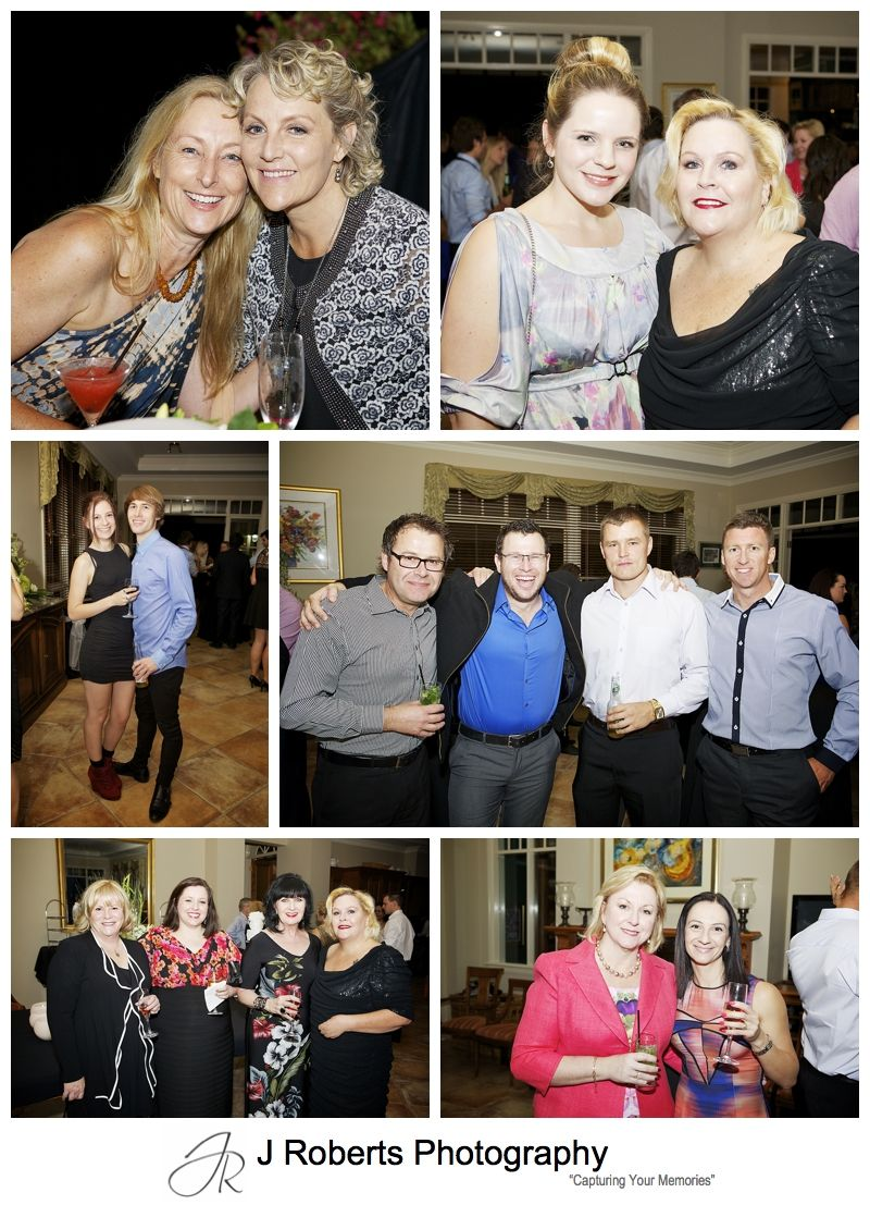 Sydney Engagement Party Photography Family Home Dural