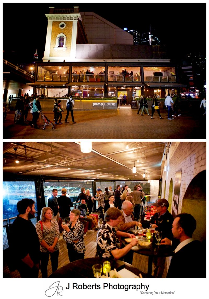 Engagement Party Photography Sydney The Pump House Novotel Darling Harbour Sydney