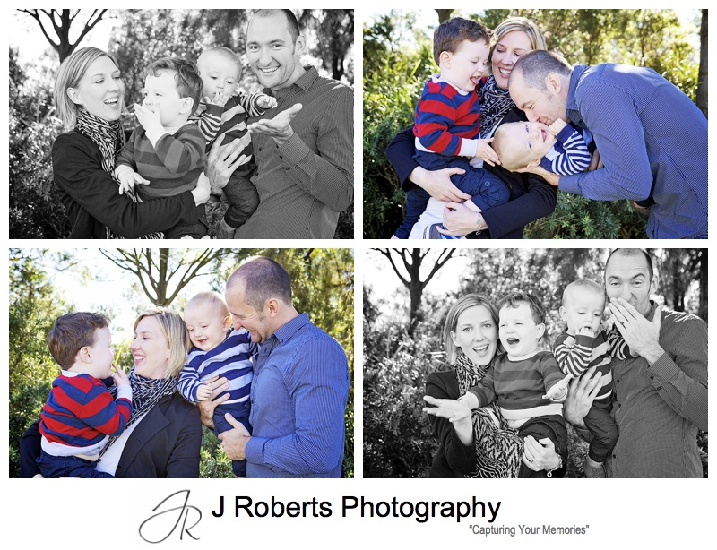 Family Portrait Photography Sydney Family Home Camperdown