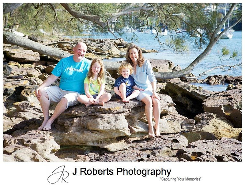 Family Portrait Photography Sydney Forty Baskets Beach Balgowlah