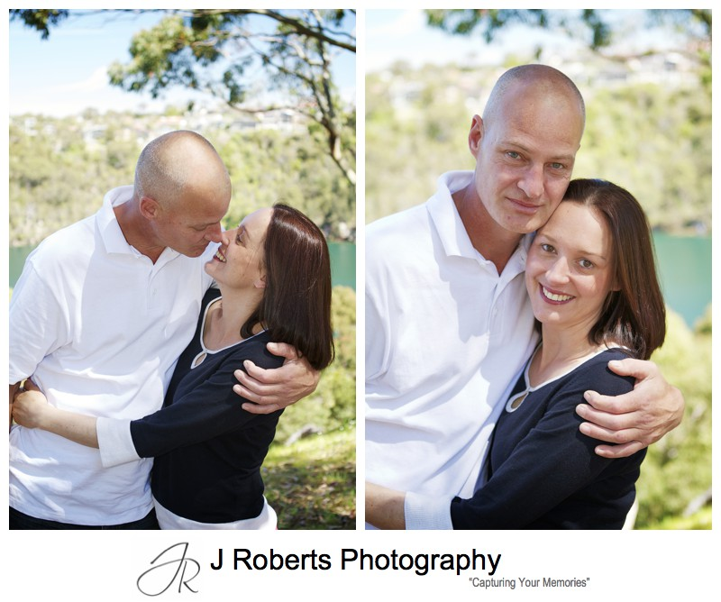 Couple portrait - sydney portrait photography