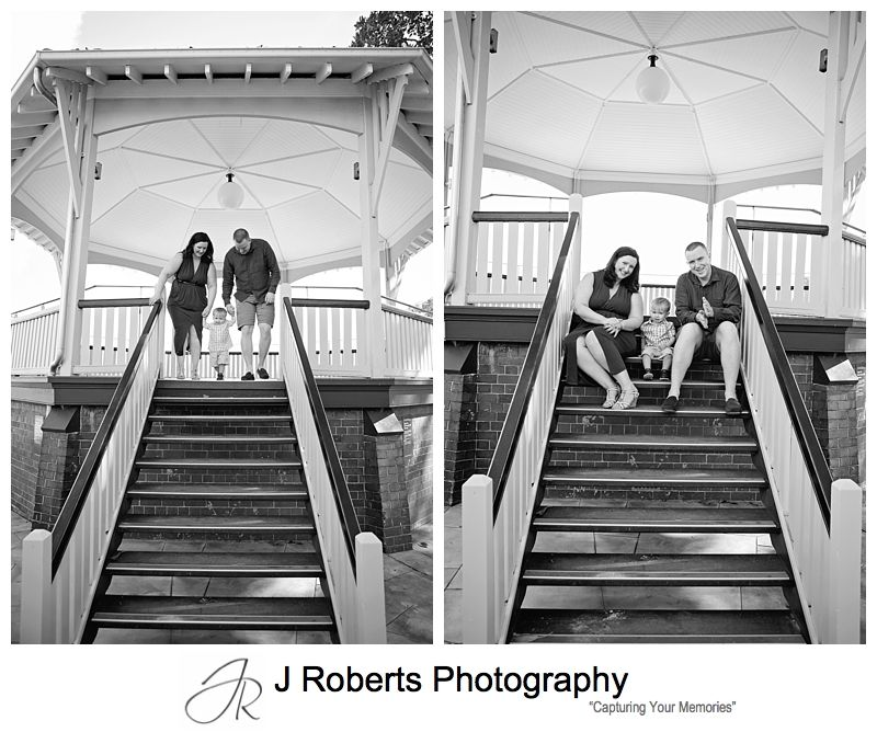 Family portrait photography sydney at Observatory Hill The Rocks Sydney