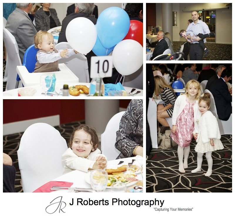 Greek Baptism Photography Sydney, Baptism celebration party at Manly Leagues Club, Sydney party Photography
