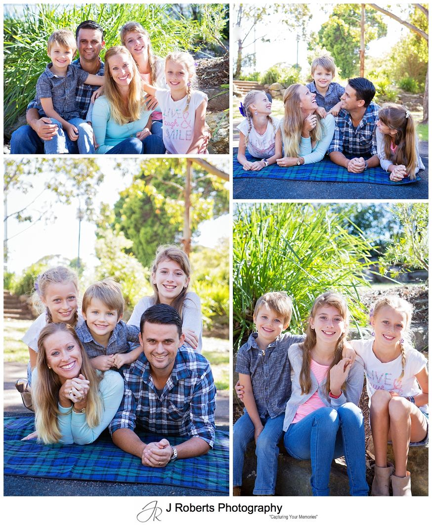Local Preschool Family Portrait Mini Sessions Fundraiser for Mother's Day