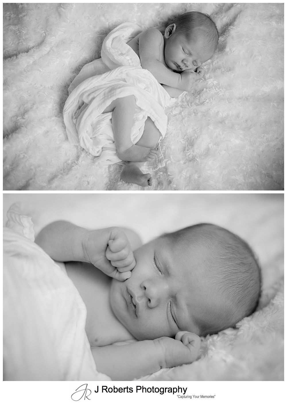 Newborn Baby Portrait Photographer Northern Beaches Sydney In Family Home