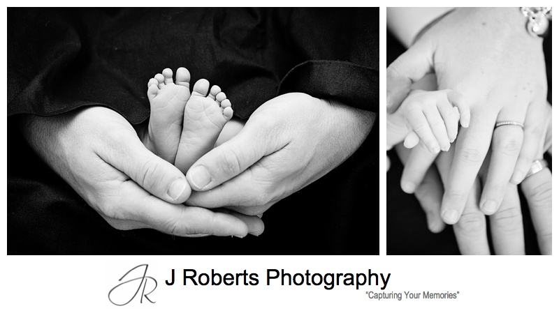 Newborn Baby Portrait Photography Sydney Family Home Turramurra