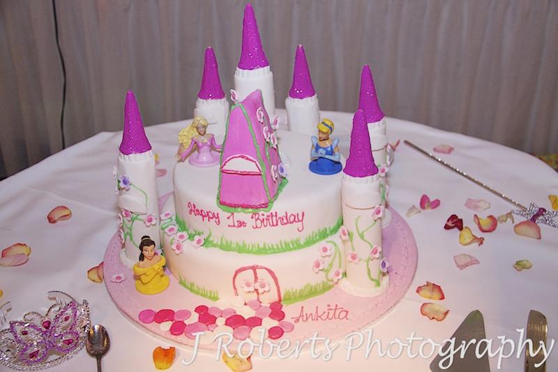 Ankita S 1st Birthday Party Parra Villa Function Centre