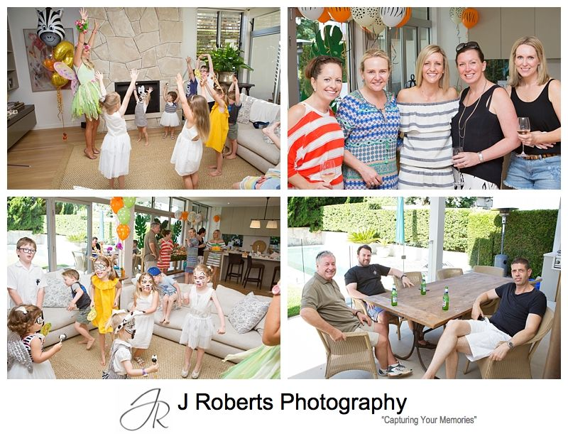 Party Photography Sydney Madagascar Themed 3rd Birthday