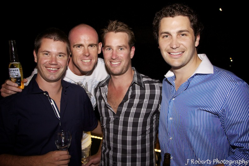 Boys having fun - party photography sydney