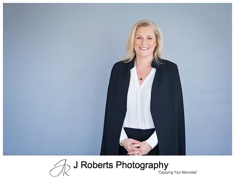 Professional Portraits for business use including social media profile images