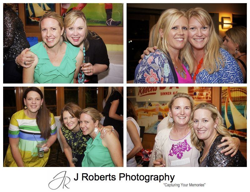 School Reunion Party Photography Sydney