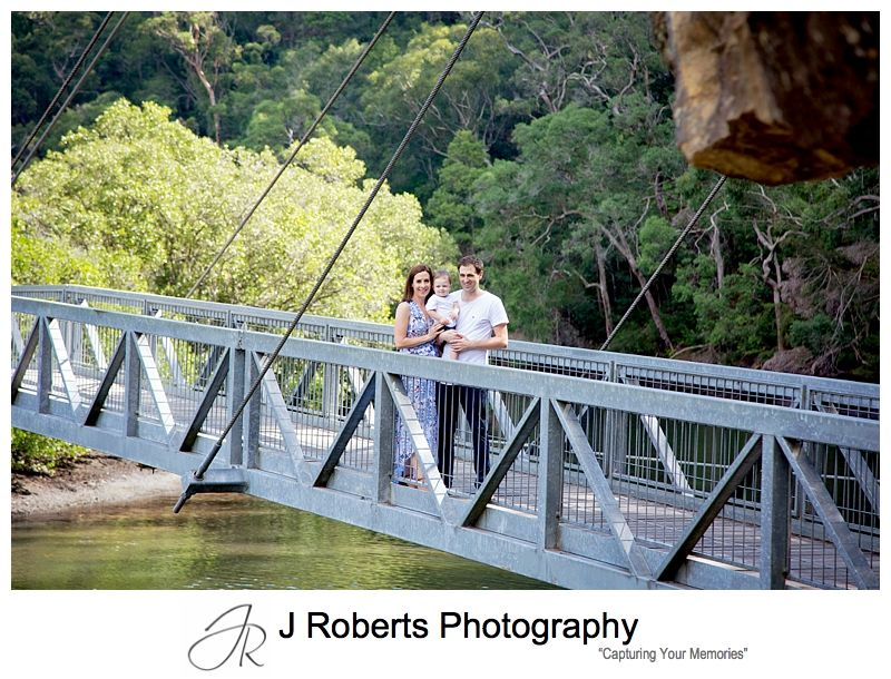 Sydney Family Portrait Photographer Family Home Mt Colah and Bobbin Head Kuringgah National Park