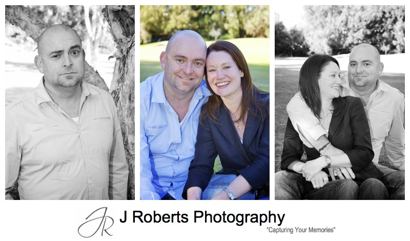 Candid couple portraits - family portrait photography sydney
