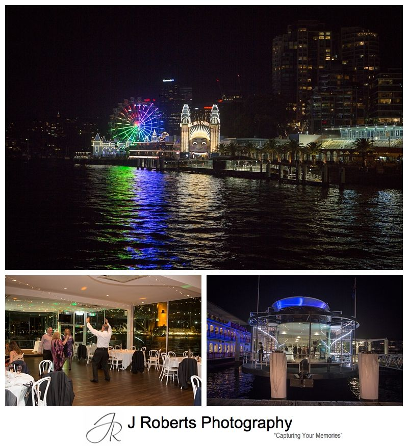 Sydney Professional Party Photography of WEM Corporate Harbour Cruise