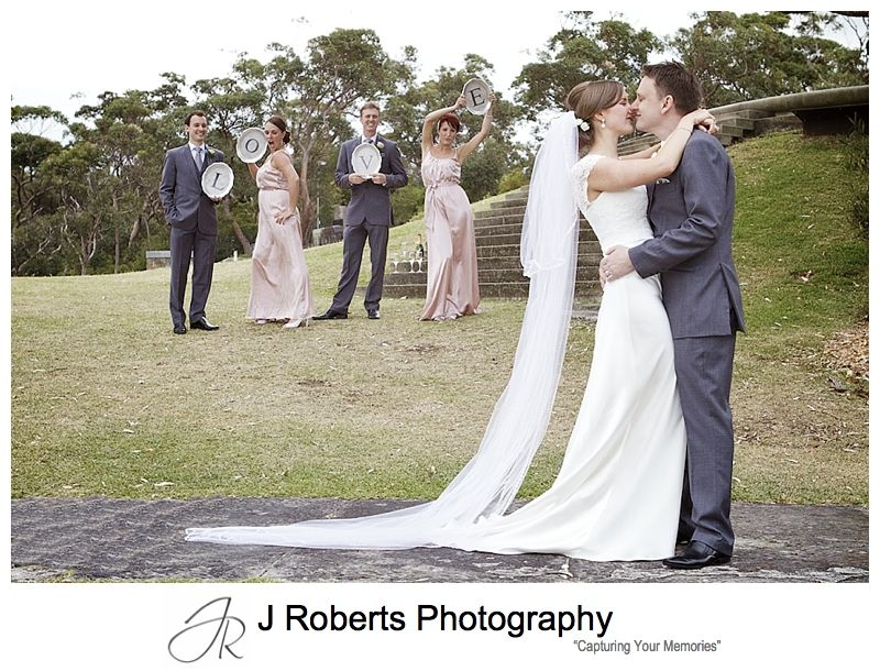 Bridal photography Georges Heights Mosman - sydney wedding photography