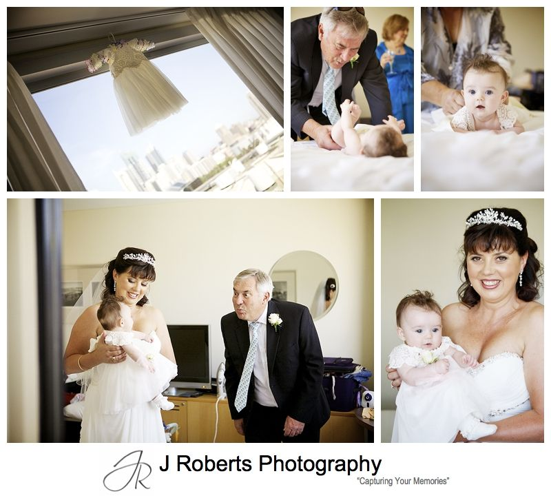 Baby flower girls details - sydney wedding photography