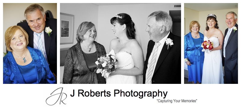 Parents of the bride portraits - sydney wedding photography