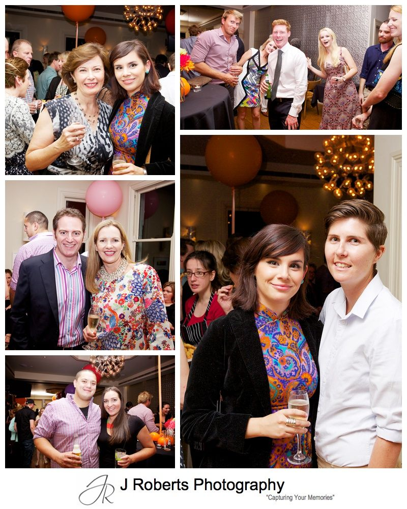 Wedding Party Photography Sydney The Exchange Hotel Balmain