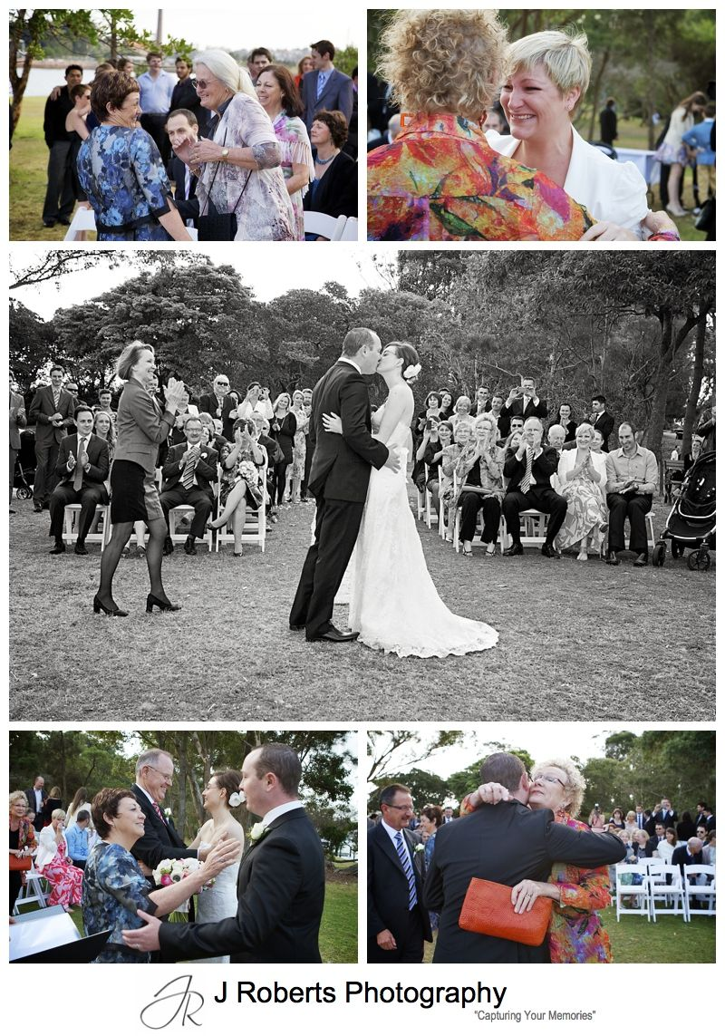 Sydney Wedding Photography Clarks Point Reserve and Deckhouse Woolwich