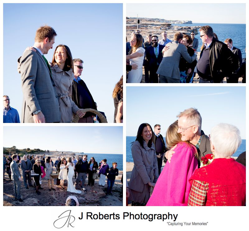 Wedding Photography Sydney Clovelly Bowling Club and Headland
