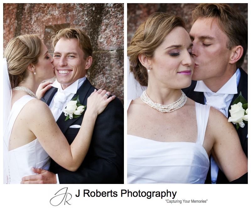 Bridal couple photography - wedding photography sydney