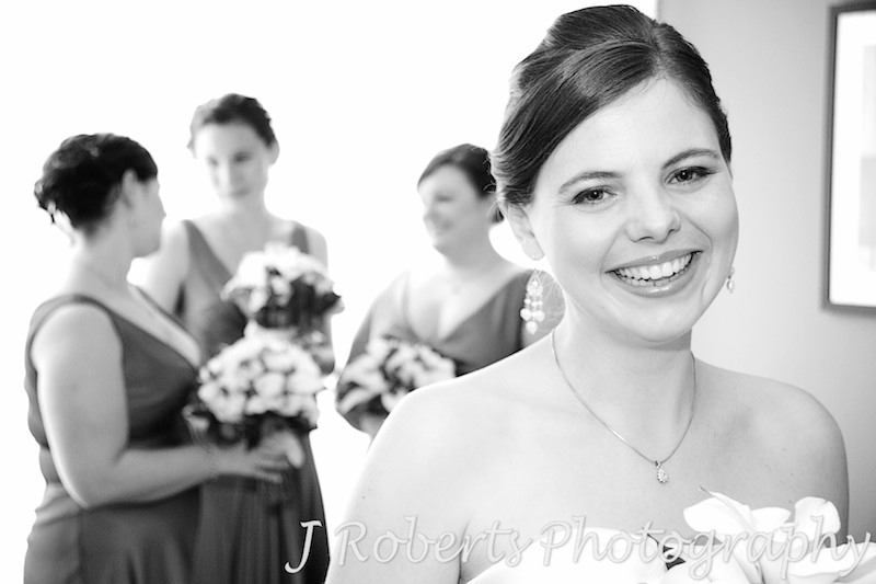 Gorgeous bride - wedding photography sydney