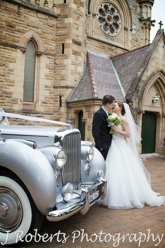 Bentley Bridal Car - wedding photography sydney
