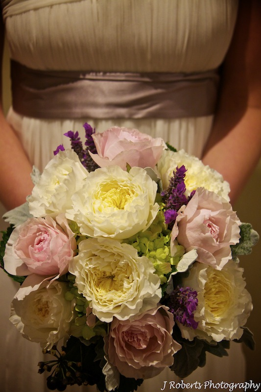 Bridal bouquet - wedding photography