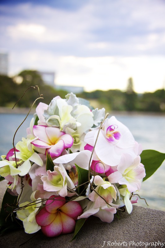Bridal bouquet - wedding photography sydney