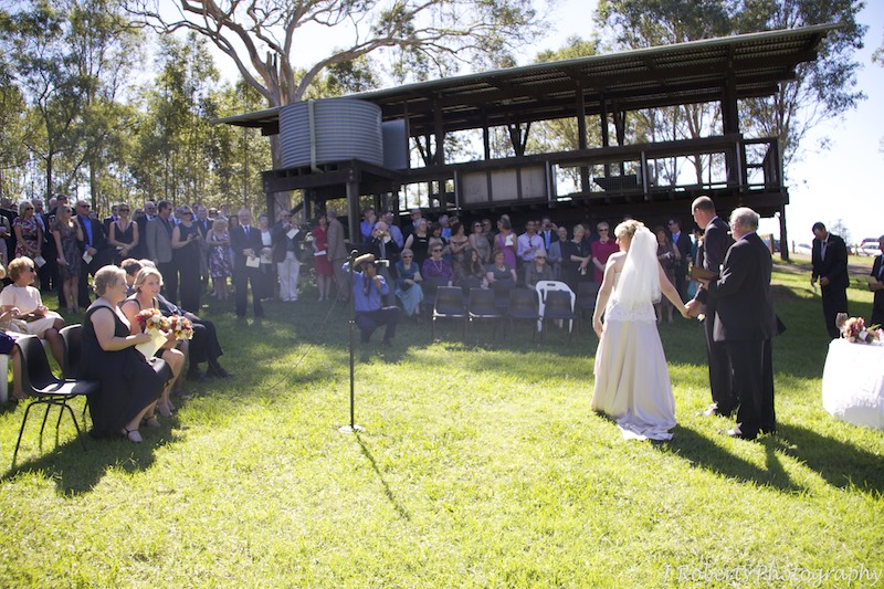 Wedding ceremony - wedding photography sydney