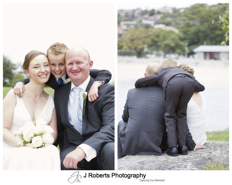 Family portrait - wedding photography sydney