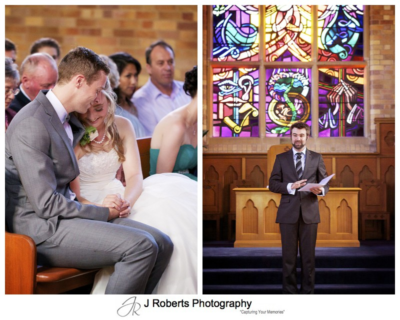 Wedding prayer - wedding photography sydney