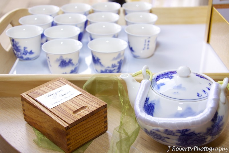 Chinese tea ceremony - wedding photography sydney