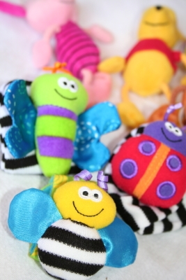 Colourful Toys